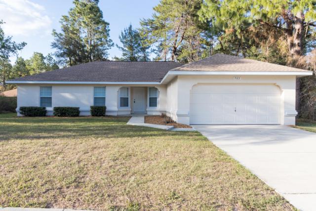 765 Marion Oaks Trail Trail, Ocala, FL 34473 (MLS #552480) :: Realty Executives Mid Florida