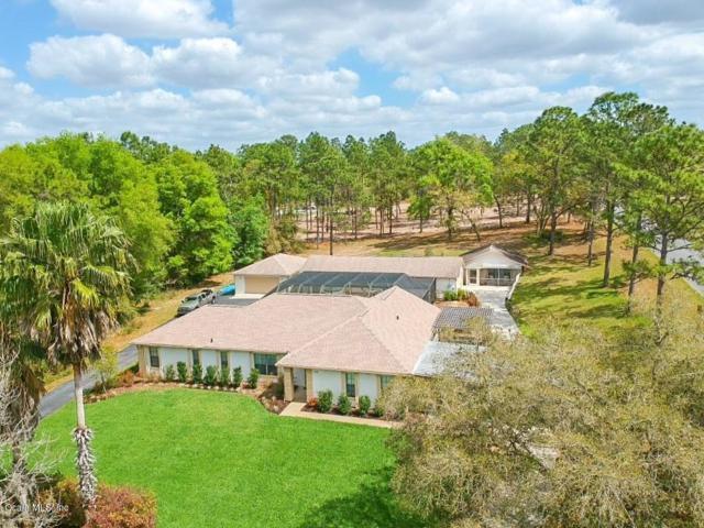 4281 SW 121st Terrace, Ocala, FL 34481 (MLS #552652) :: Realty Executives Mid Florida