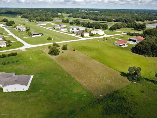 0 SE 159 Terrace, Weirsdale, FL 32195 (MLS #553046) :: Better Homes & Gardens Real Estate Thomas Group