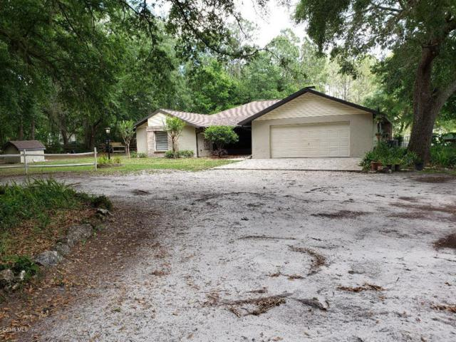 10825 SE 108th Terrace Road, Belleview, FL 34420 (MLS #554445) :: Realty Executives Mid Florida