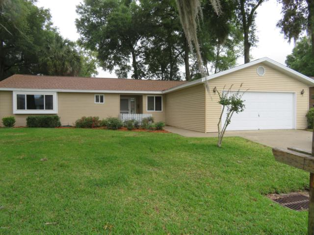 8431 SW 108th Place, Ocala, FL 34481 (MLS #554832) :: Thomas Group Realty