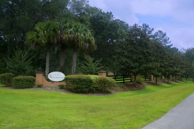 Lot 8 NW 148th Lane, Williston, FL 32696 (MLS #555437) :: Realty Executives Mid Florida
