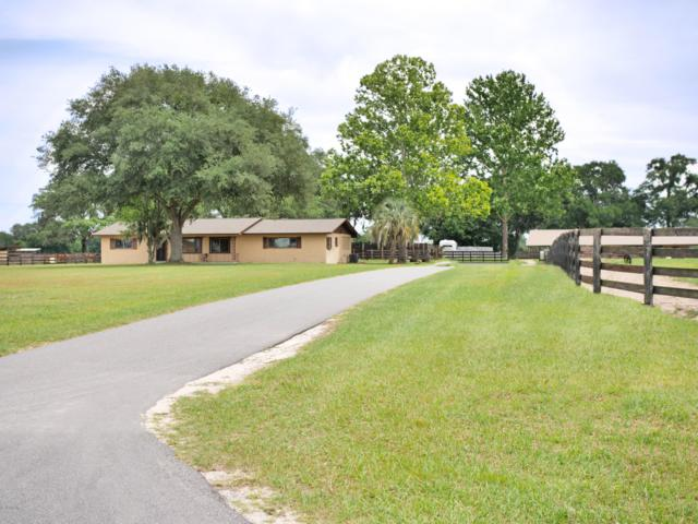6945 SW 70th Avenue, Ocala, FL 34476 (MLS #555488) :: Thomas Group Realty
