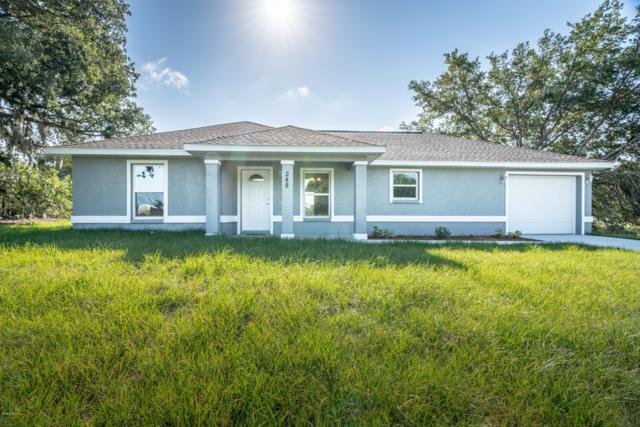 4 Cedar Tree Run, Ocala, FL 34472 (MLS #556540) :: Bosshardt Realty