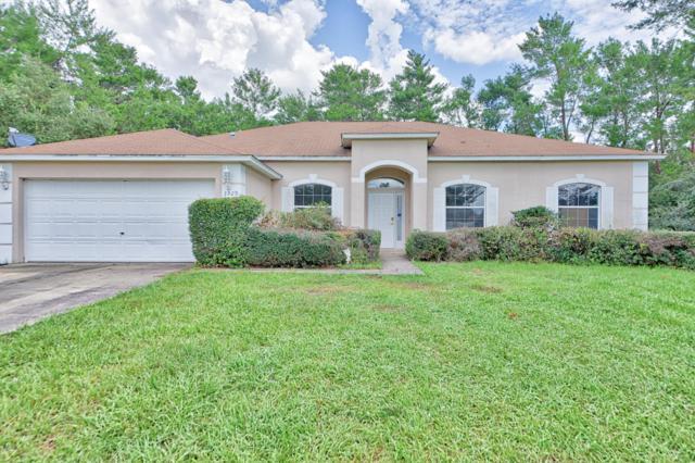 3929 SW 106th Place, Ocala, FL 34476 (MLS #559825) :: Realty Executives Mid Florida