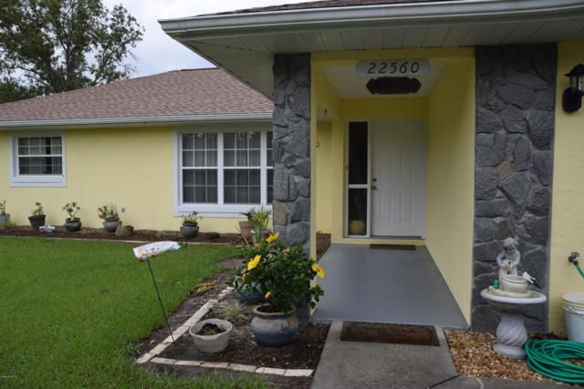 22560 SW Tiger Lake Boulevard, Dunnellon, FL 34431 (MLS #560755) :: Bosshardt Realty