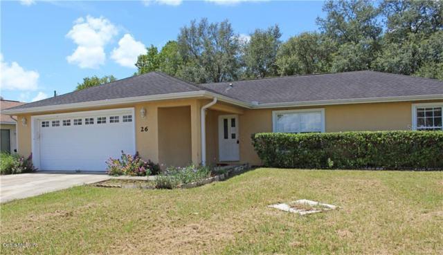 26 Cedar Road, Ocala, FL 34472 (MLS #560932) :: Pepine Realty