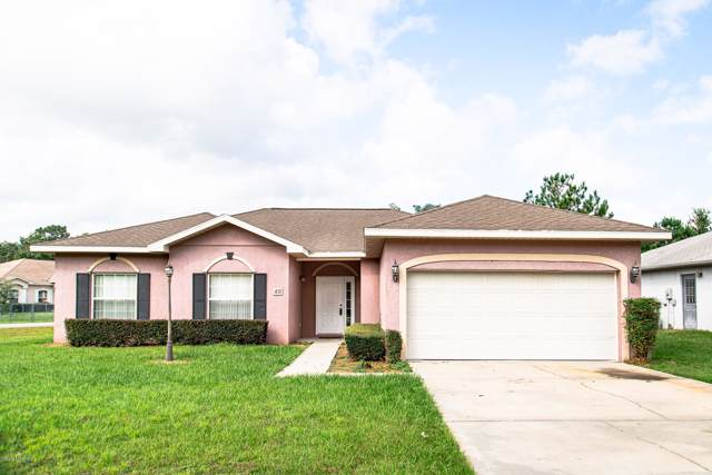 49 Hickory Loop Way, Ocala, FL 34472 (MLS #561441) :: Bosshardt Realty