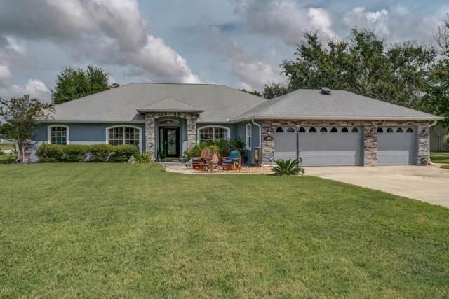 5743 SW 89th Place, Ocala, FL 34476 (MLS #562540) :: Bosshardt Realty