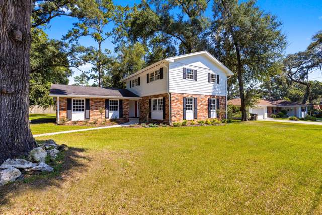 3837 SE 17th Street, Ocala, FL 34471 (MLS #562926) :: Bosshardt Realty
