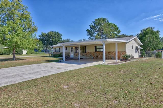 9140 SW 104th Place, Ocala, FL 34481 (MLS #563078) :: Realty Executives Mid Florida
