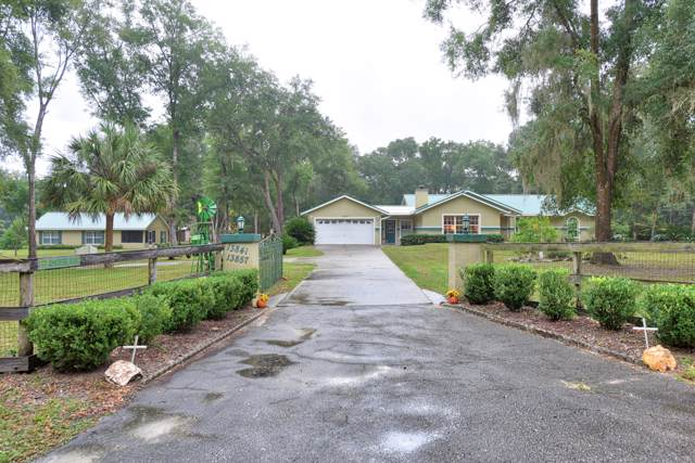 13841 NE 38th Avenue, Anthony, FL 32617 (MLS #564156) :: Realty Executives Mid Florida