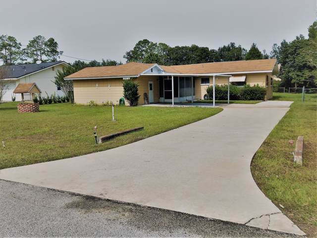 21147 SW Honeysuckle Street, Dunnellon, FL 34431 (MLS #564515) :: Bosshardt Realty