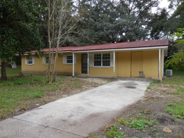 632 School Street, Bronson, FL 32621 (MLS #564576) :: Thomas Group Realty