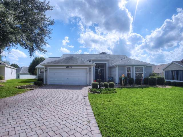 7868 SE 167th Burleigh Place, The Villages, FL 32162 (MLS #565116) :: Pepine Realty