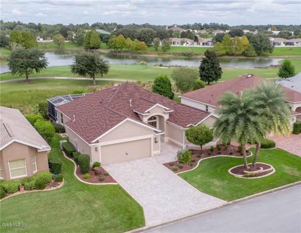 8489 SE 168th Kittredge Loop, The Villages, FL 32162 (MLS #565572) :: Bosshardt Realty