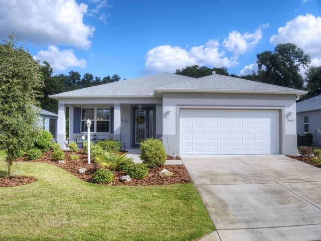 7773 SW 80th Place Road, Ocala, FL 34476 (MLS #565862) :: Pepine Realty