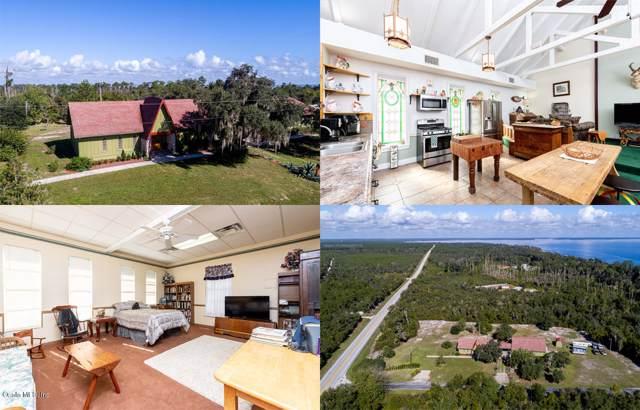 8505 N Highway 19, Salt Springs, FL 32134 (MLS #565867) :: Bosshardt Realty