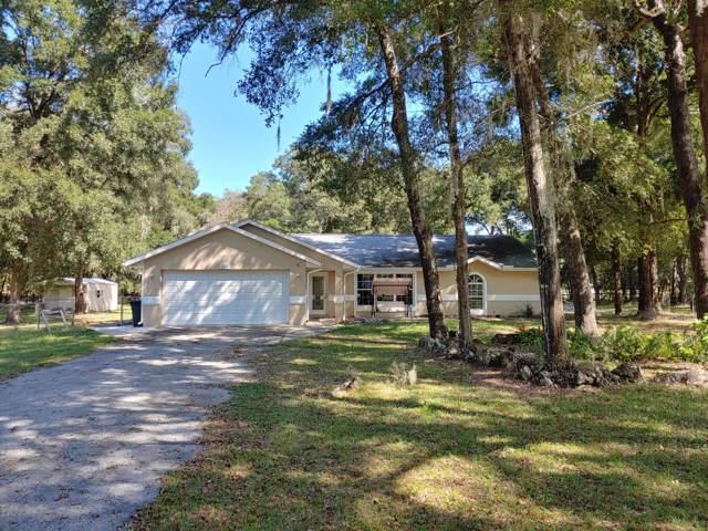 3005 SE 157th Lane Road, Summerfield, FL 34491 (MLS #565987) :: The Dora Campbell Team