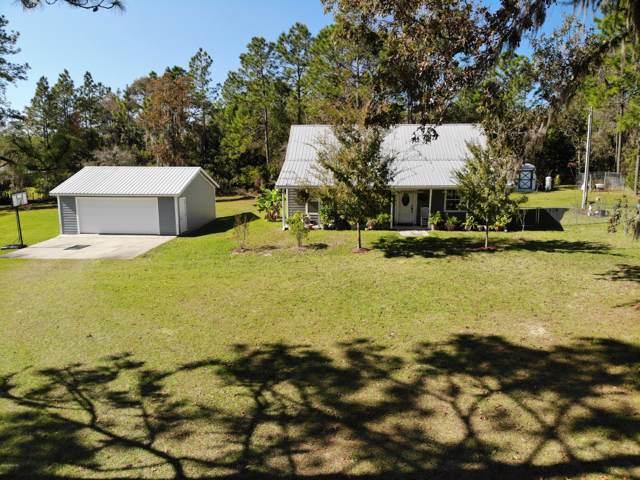 290 NE 140th Avenue, Williston, FL 32696 (MLS #566157) :: Bosshardt Realty