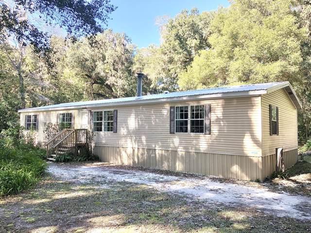 4131 NE 142nd Place, Anthony, FL 32617 (MLS #566170) :: Bosshardt Realty