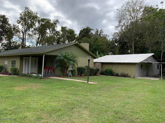 11938 SE 55th Ave Rd Road, Belleview, FL 34420 (MLS #566182) :: The Dora Campbell Team