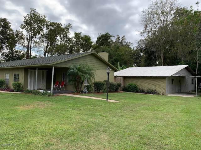 11938 SE 55th Ave Rd Road, Belleview, FL 34420 (MLS #566182) :: Bosshardt Realty