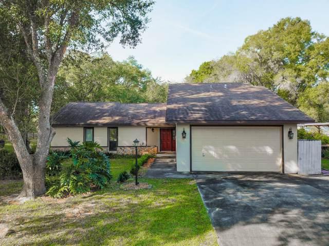 32 Wood Ridge Drive, Ocala, FL 34482 (MLS #566206) :: The Dora Campbell Team