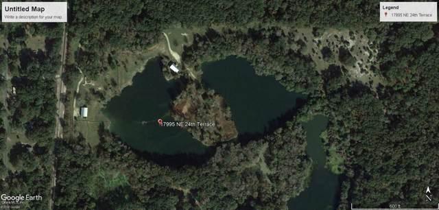 17995 NE 24th Terrace, Citra, FL 32113 (MLS #566662) :: Pepine Realty