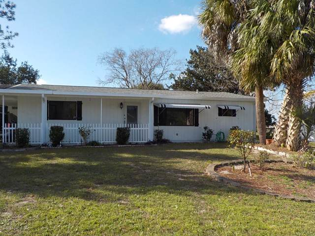 20107 SW 83rd Place, Dunnellon, FL 34431 (MLS #568738) :: Globalwide Realty