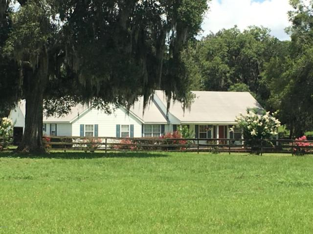 18368 NW 43rd Court Road, Citra, FL 32113 (MLS #519032) :: Bosshardt Realty
