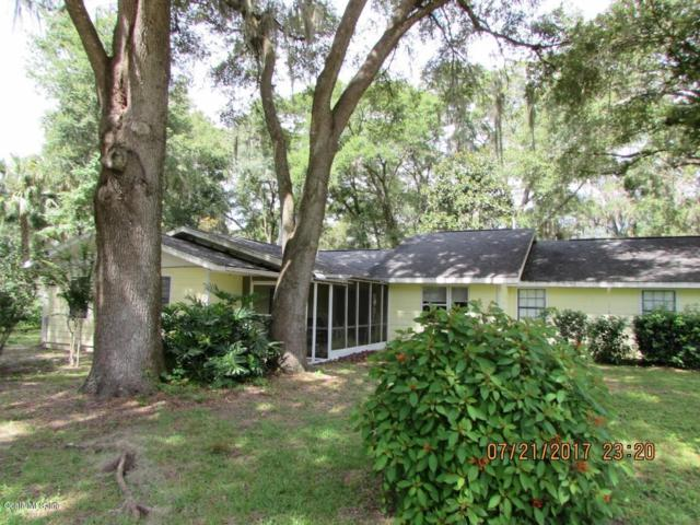 13855 NE 47th Avenue, Anthony, FL 32617 (MLS #521752) :: Bosshardt Realty