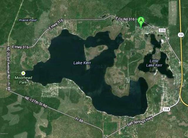 0 NE 241st Court, Fort Mccoy, FL 32134 (MLS #524733) :: Thomas Group Realty