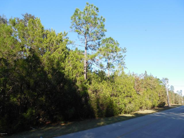 0 NE 88th Lane, Bronson, FL 32621 (MLS #533007) :: Pepine Realty