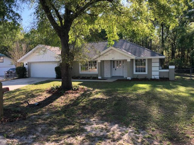 42 Almond Trail, Ocala, FL 34472 (MLS #533688) :: Realty Executives Mid Florida