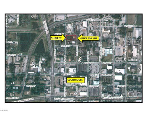 421 NW 3rd Avenue, Ocala, FL 34475 (MLS #534474) :: Bosshardt Realty