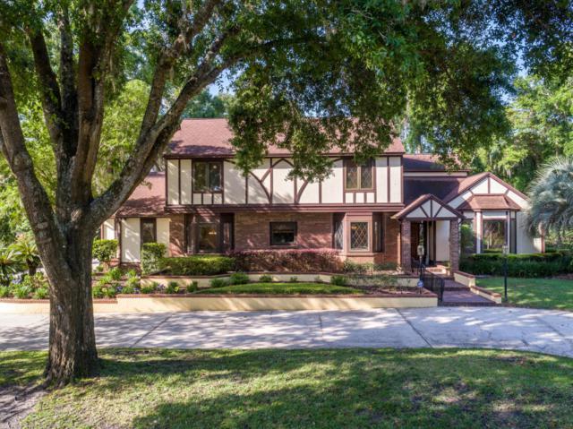 2284 SE Laurel Run Drive, Ocala, FL 34471 (MLS #535233) :: Bosshardt Realty