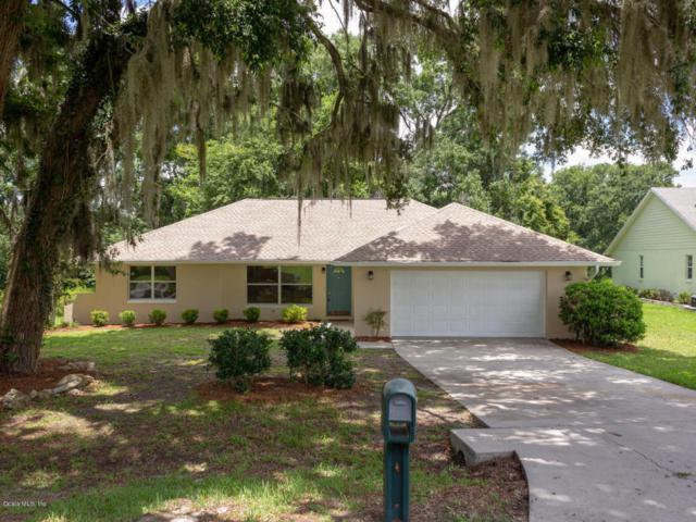 7559 SW 102nd Loop, Ocala, FL 34476 (MLS #537168) :: Bosshardt Realty