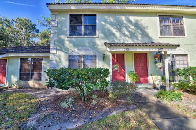 1701 SE 24th Road #102, Ocala, FL 34471 (MLS #547486) :: Realty Executives Mid Florida