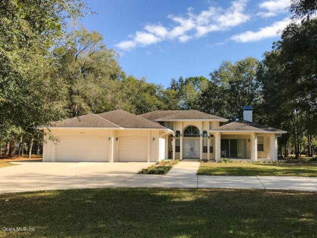 10431 SW 67th Court, Ocala, FL 34476 (MLS #548859) :: Realty Executives Mid Florida