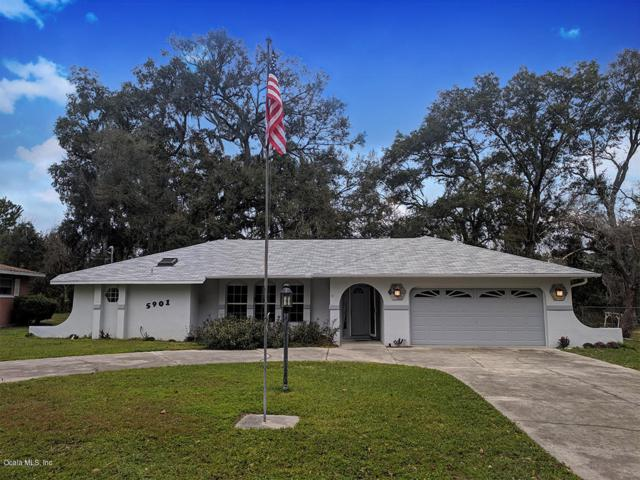 5901 SE 125th Place, Belleview, FL 34420 (MLS #549377) :: Bosshardt Realty