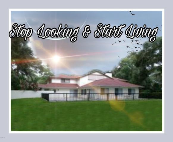 3650 SW 24 AVE Road, Ocala, FL 34471 (MLS #550587) :: Bosshardt Realty