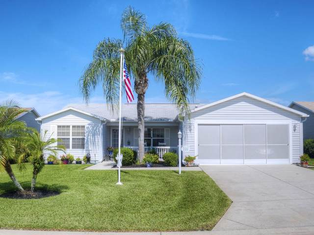 17408 SE 74th Seabrook Court, The Villages, FL 32162 (MLS #560503) :: Bosshardt Realty