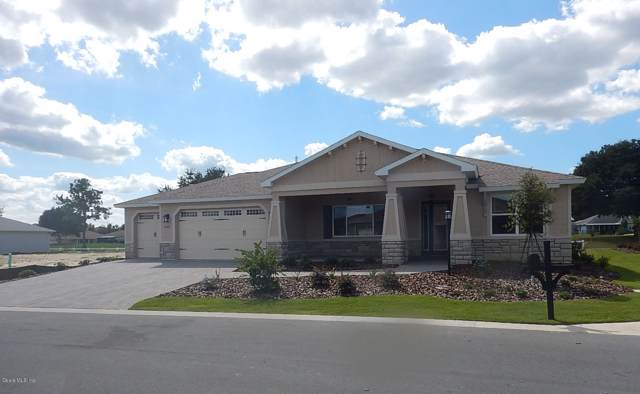 9285 SW 89th Loop, Ocala, FL 34481 (MLS #561818) :: Bosshardt Realty