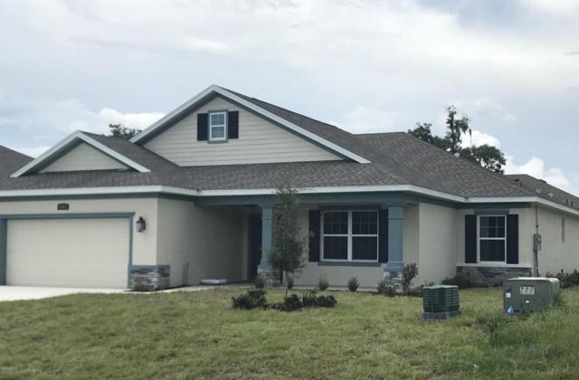 1025 NW 45 Place, Ocala, FL 34475 (MLS #535774) :: Realty Executives Mid Florida