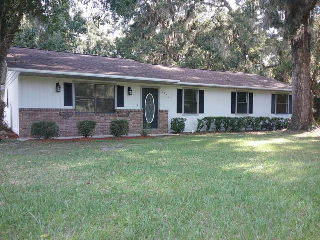 2534 NE 34th Street, Ocala, FL 34479 (MLS #539417) :: Thomas Group Realty