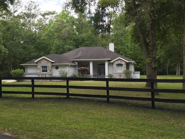 7580 NW 83rd Court Road, Ocala, FL 34482 (MLS #548153) :: Pepine Realty