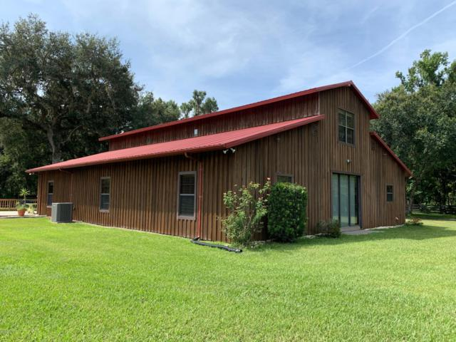 6255 Cr 249, Lake Panasoffkee, FL 33538 (MLS #558049) :: Bosshardt Realty