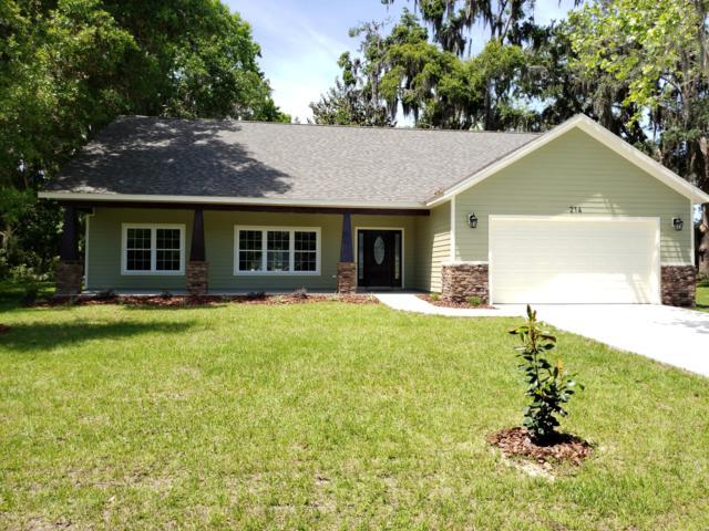 214 NW 8TH Street, Williston, FL 32696 (MLS #549473) :: Pepine Realty