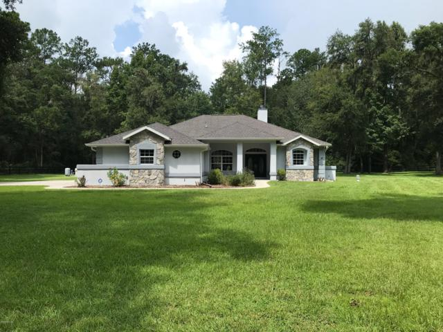7580 NW 83rd Court Road, Ocala, FL 34482 (MLS #548153) :: Bosshardt Realty